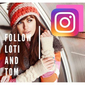 Follow Loti and Tom on Insta to find out first!